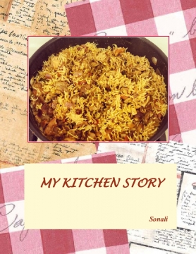 Sonali's cookbook