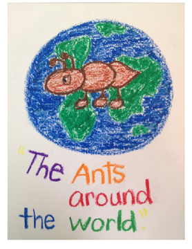 The Ants around the world
