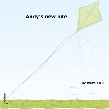 Andy's new kite