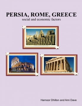 Greek, Rome, Persia