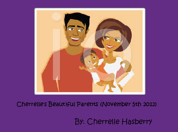 Cherrelle's Beautiful Parents (November 5th 2012)
