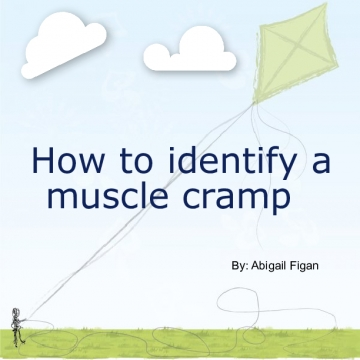Muscle Cramps- The mystery of the muscle
