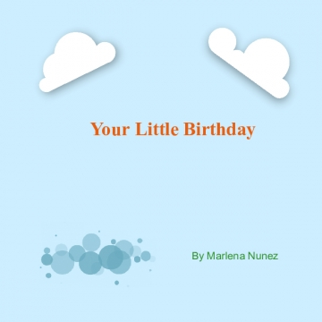 Your little birthday
