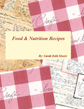 Food & Nutrition Recipes
