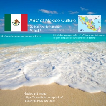 ABC of Mexico Culture
