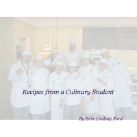 Recipes from Culinary School