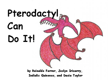 Pterodactyl Can Do It!