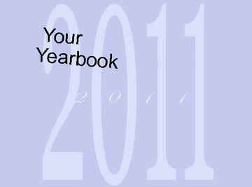 Your Yearbook