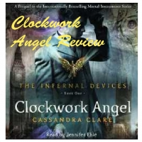 Clockwork Angel Review!!!!!!