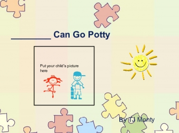 _______ Can Go Potty