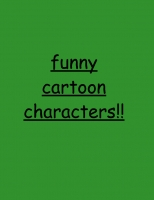 funny cartoon chars.