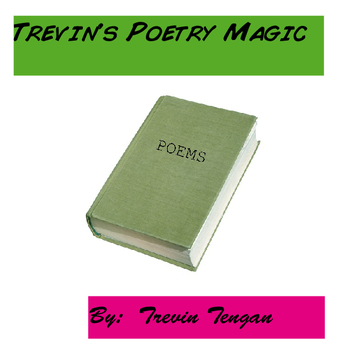 Trevin's Poetry Magic