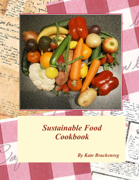 Sustainable Food Cookbook