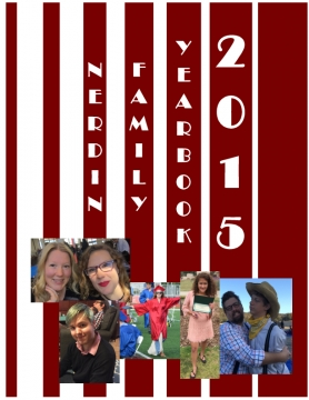 2015 Nerdin Family Yearbook