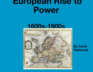 European Rise to Power