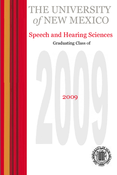 Speech and Hearing Sciences