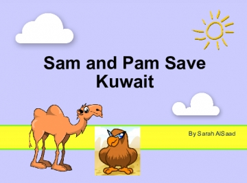 Sam and John Save Kuwait