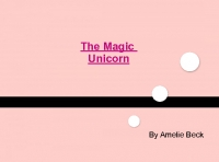 The Magic Unicorn