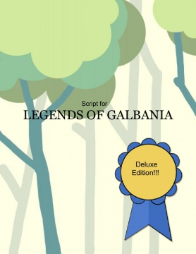 script for Legends of Galbania