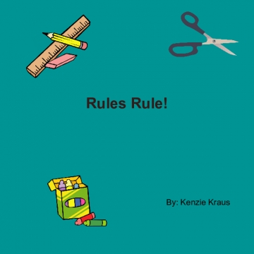 rules, rules, and more rules