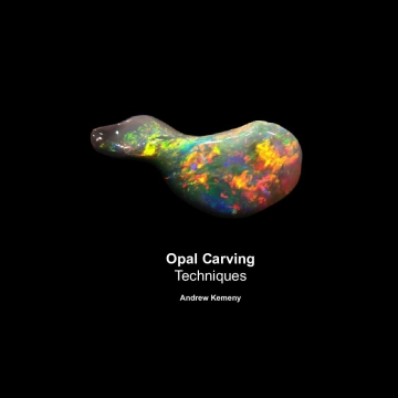 Opal Carving