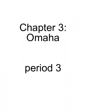 omaha episode tres