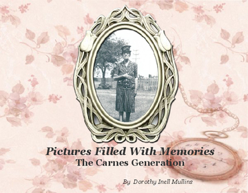 Pictures of times passed filled with memories