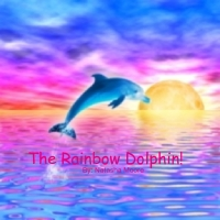 The Rainbow Dolphin!
