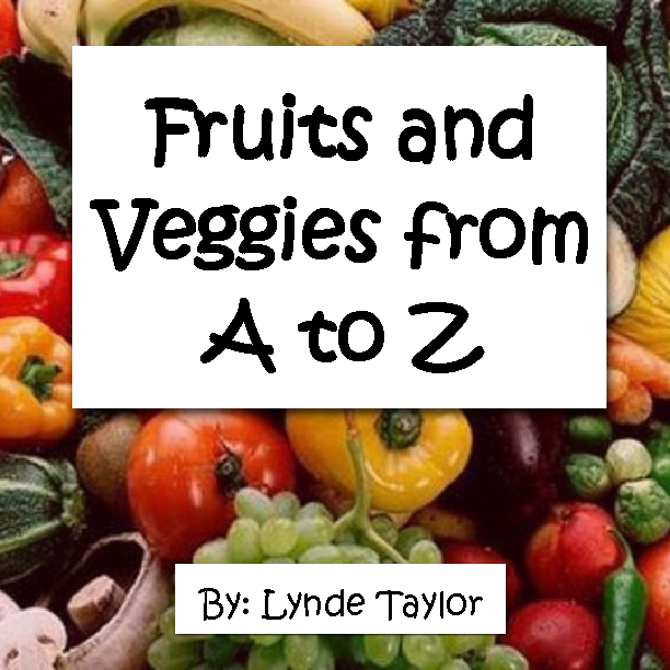 Fruits And Vegetables From A To Z Book 55468 Bookemon