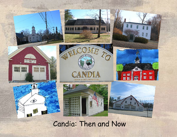 Candia - Then & Now