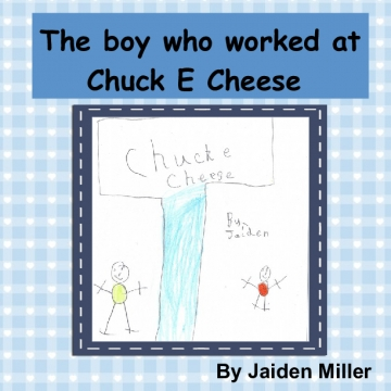 The boy who worked at Chuck E Cheese