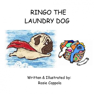 Ringo The Laundry Dog