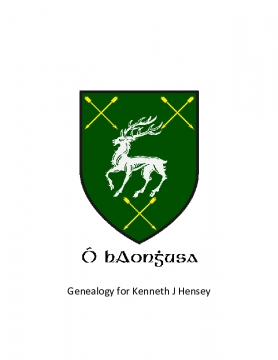 Kenneth Hensey Genealogy