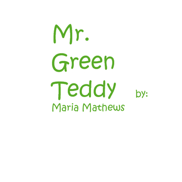 Mr. Green Teddy