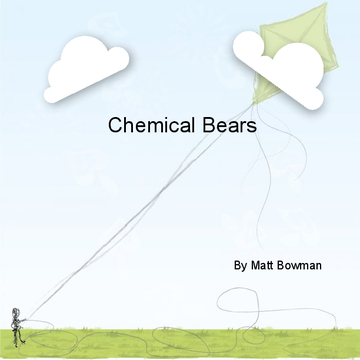Chemical Bonding Childrens books