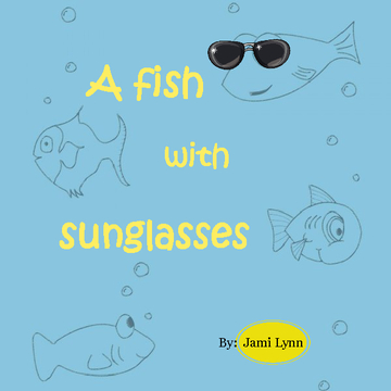 A Fish With Sunglasses