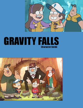 Gravity Falls Character Guide