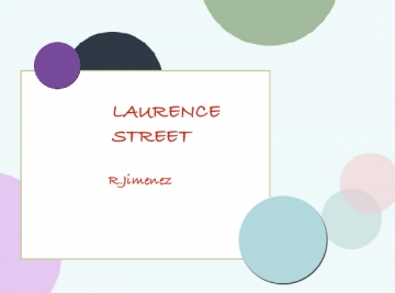 Laurence Street
