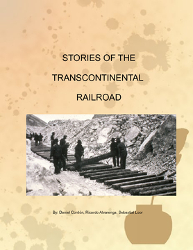 Stories of the Trasncontinental Railroad