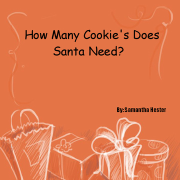 How Many Cookie's Does Santa Need?