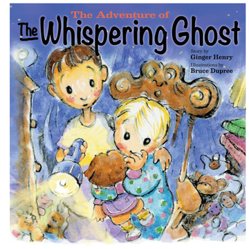 The Adventure of the Whispering Ghost