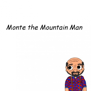 Monte the Mountain Man