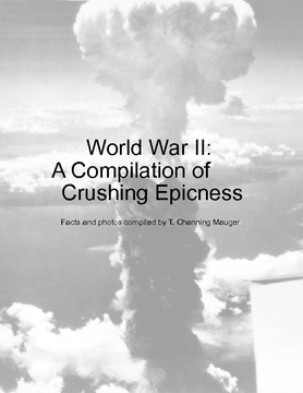 Top 10 Reasons Why World War II was CRUSHINGLY EPIC