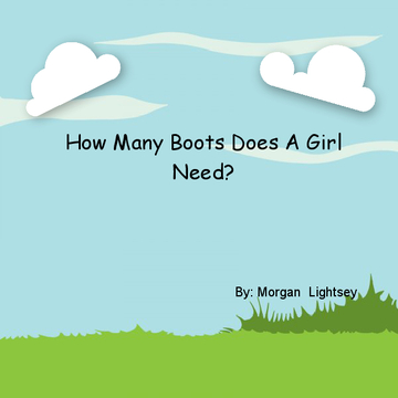How Many Boots Does A Girl Need?