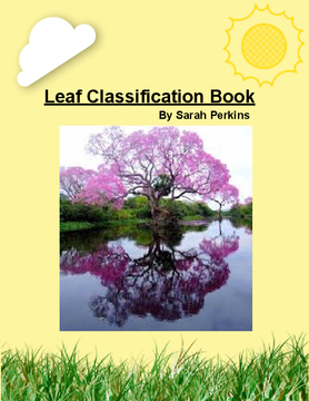 Leaf Classification Book