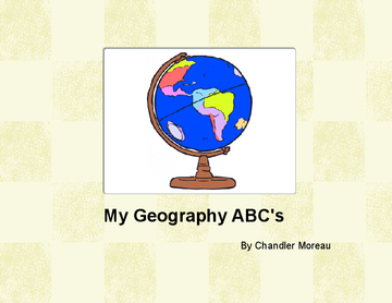Geography ABC's