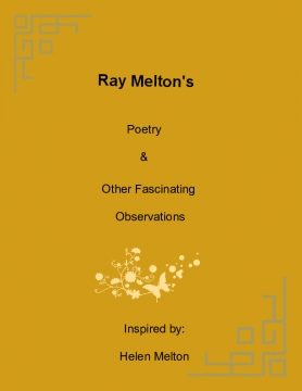 Ray's Poetry and Other Observations