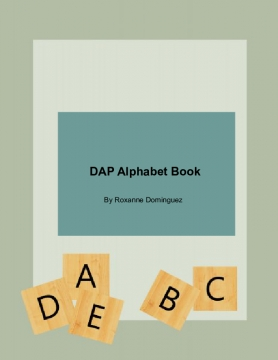 DAP Alphabet Book