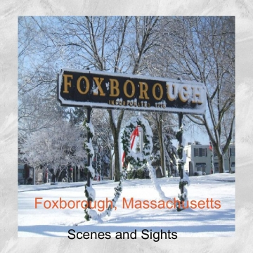 Foxborough, Massachusetts