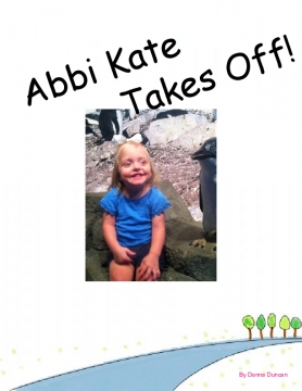 Abbi Kate Takes Off
